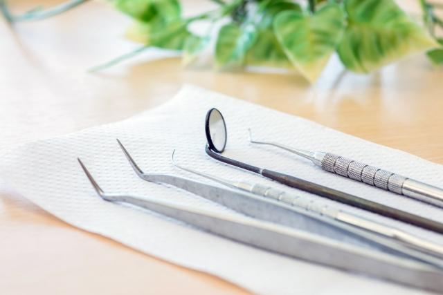 虫歯治療の工夫