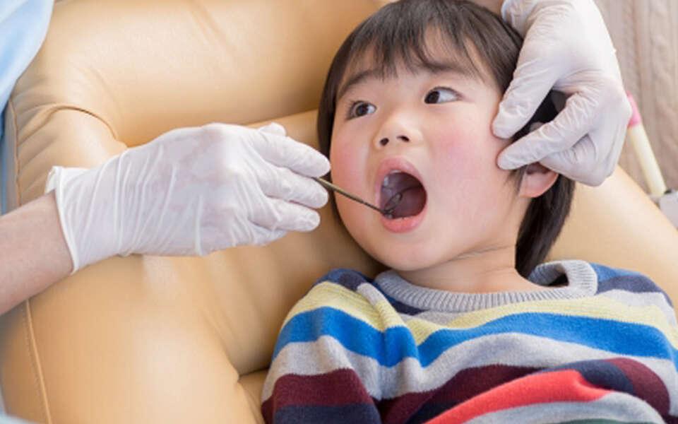 こどもの虫歯予防