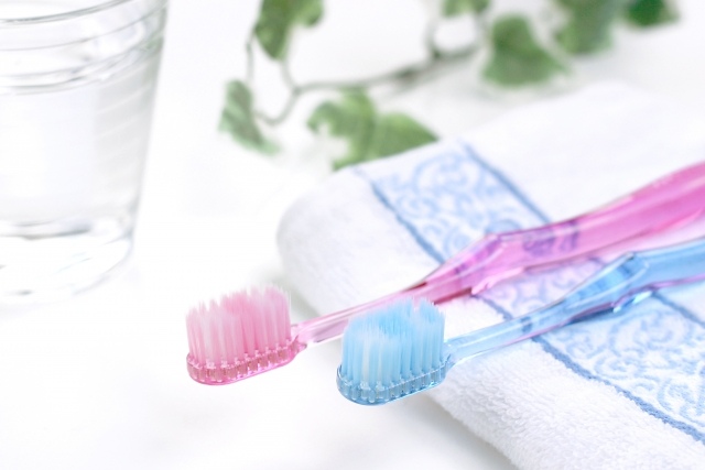 歯ブラシの寿命と保管方法